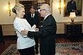Secretary Clinton Shakes Hands With Algerian Foreign Minister Medelci (6686786729).jpg