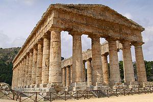 Calatafimi-Segesta - Temple of Segesta