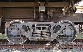 wheeled wagon or trolley