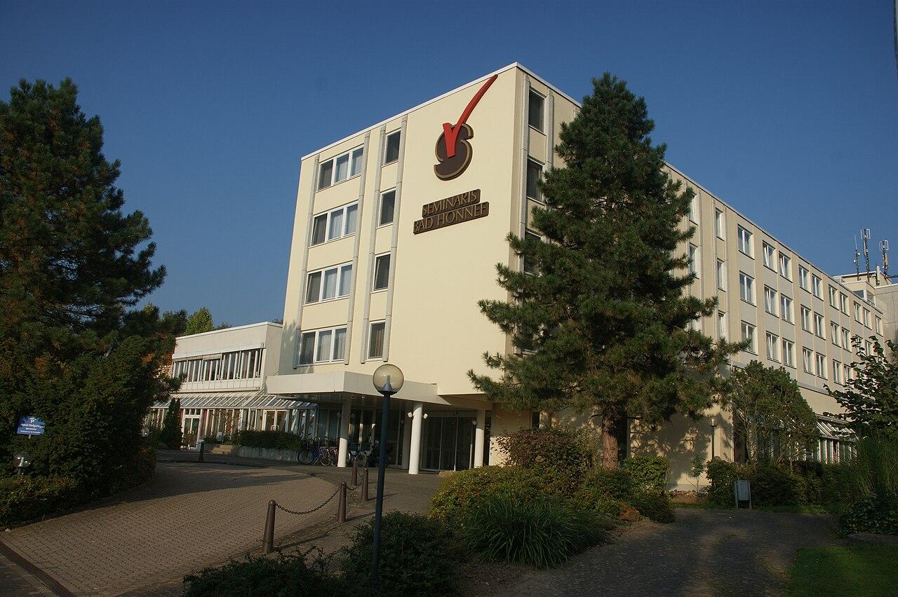 Seminar In Hotel Hlus Berlin Mitte