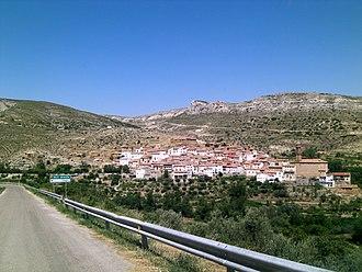 Seno, Aragon - Image: Seno teruel