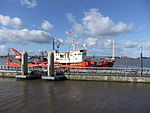 Sentinel at Liverpool Cruise Terminal - 2012-08-31 (8).JPG