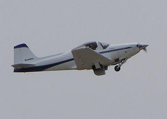 Sequoia Falco - Sequoia Falco takeoff