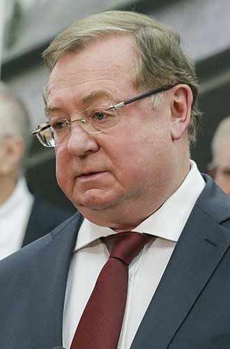 Sergei Stepashin - Stepashin in 2018