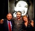 """Sergio, Norma y Javier con """"La Torcacita""""..jpg"""