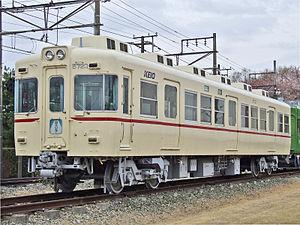 Keio Rail-Land - KuHa 5723 in 2009