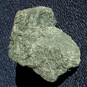 Serpentinite - Sample of serpentinite from the Golden Gate National Recreation Area, California, United States