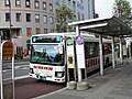 Sevenpark Ario Kashiwa Bus at Abiko Station.jpg
