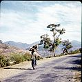 Severní Indie, silnice, 70. léta.jpg