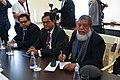 Shah Mohammad Tanvir Monsur, A. S. M. Feroz and Fazle Rabbi Miah, October 2017.jpg