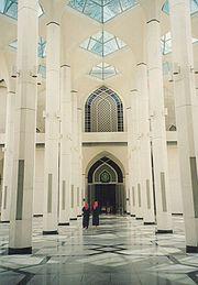 Shah alam moschee