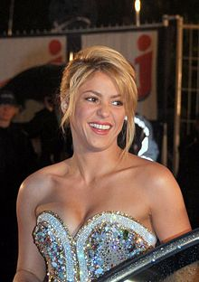Shakira NRJ Music Awards 2012.jpg