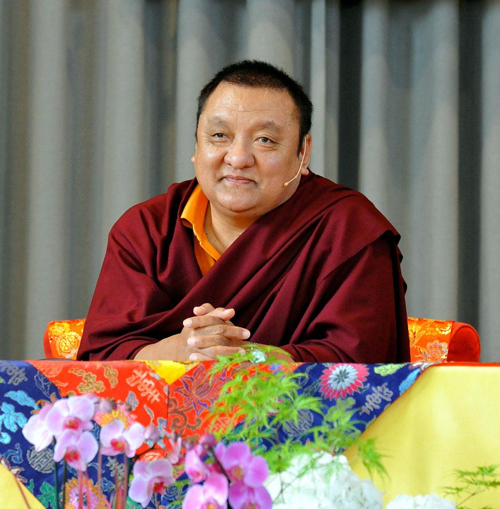 Mipham Chokyi Lodro, Rinpoche Kunzig Shamar Ke-14 (1952–2014). Foto: wikipedia.org
