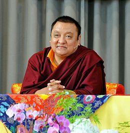 master lama dondrup dorje