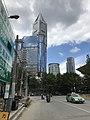 Shanghai Tomorrow Square and Huangpi North Road.jpg