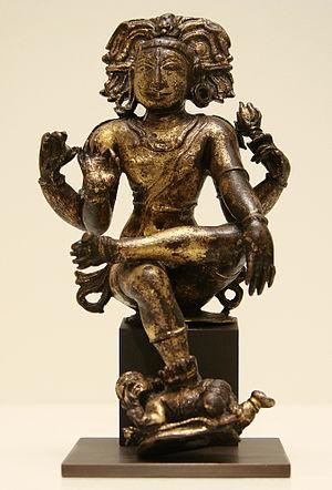 Dakshinamurthy - Dakshinamurti, 16th century, Musée Guimet (museum), Paris.