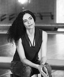 Jasmin Vardimon Israeli born, UK-based choreographer, dancer and artistic director of the Jasmin Vardimon Company.