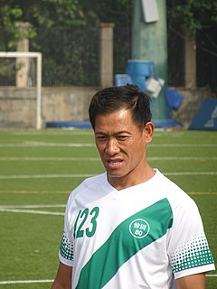 Shum Kwok Pui Hong Kong footballer