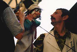 Sibiu puppeteer