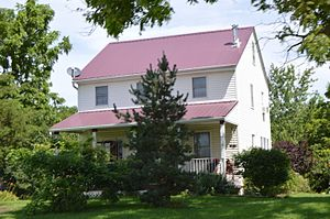 National Register of Historic Places listings in Clark County, Missouri