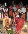 Sidda Vesha Performance at Puduvettu - Bhatre Patri Pooje Manpuna.jpg