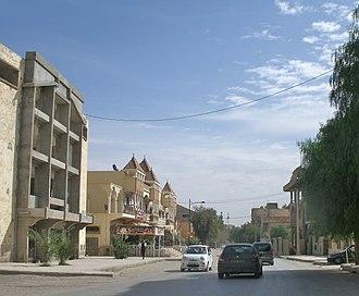 Sidi Aïssa - Sidi Aïssa