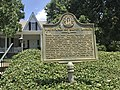 Sidney Lanier Cottage sign out front.jpg