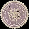Siegelmarke Königl. Gymnasium in Schrimm W0312969.jpg