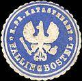 Siegelmarke Königlich Preussische Katasteramt - Fallingbostel W0219989.jpg