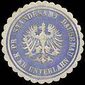 Siegelmarke K.Pr. Standesamt Dausenau Kreis Unterlahn W0345950.jpg
