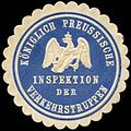 Siegelmarke K. Pr. Inspektion der Verkehrstruppen W0285416.jpg