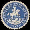 Siegelmarke Magistrat der Stadt Hattingen W0310421.jpg