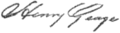 Signature of Henry George.png