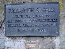 Gedenktafel in Fellbach (Quelle: Wikimedia)