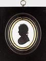 Silhouet van een vrouw Rijksmuseum SK-A-4799.jpeg
