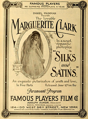 Marguerite Clark - Silks and Satins (1916)