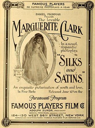 Marguerite Clark - Silks and Satins (1916)