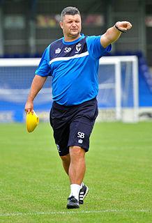 Simon Bassey English footballer