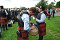 Simon Fraser University Pipe Band Drums (9538939823).jpg