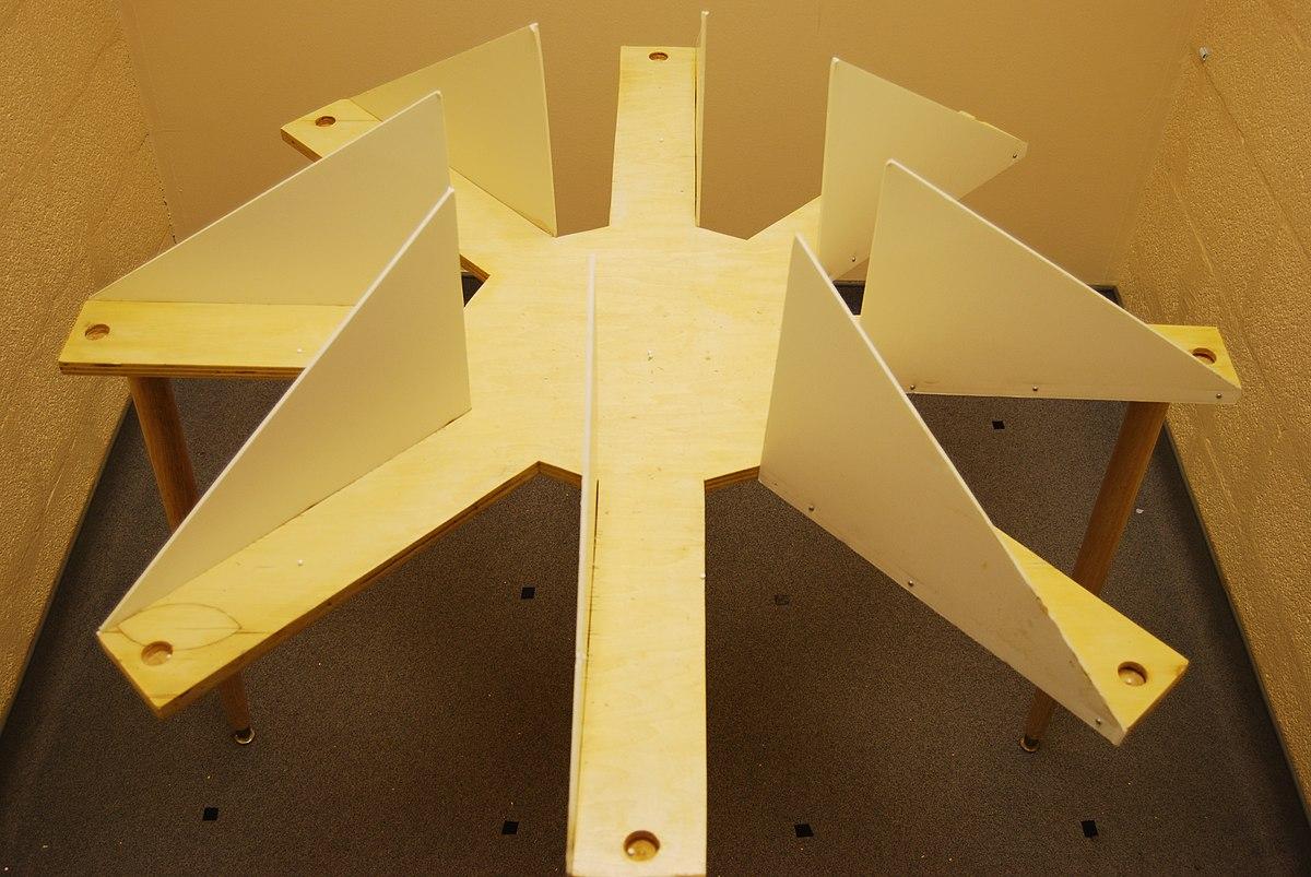 radial arm maze wikipedia