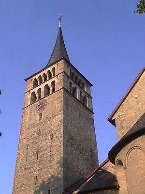 Sindelfingen - Image: Sindelfingen martinskirche