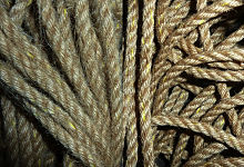 Rope Making for Bondage Use/Conditioning - Wikibooks, open