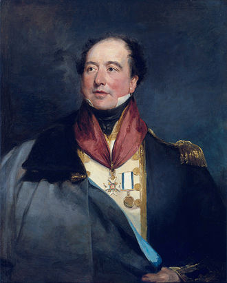 Christopher Cole (Royal Navy officer) - Captain Sir Christopher Cole, Margaret Sarah Carpenter