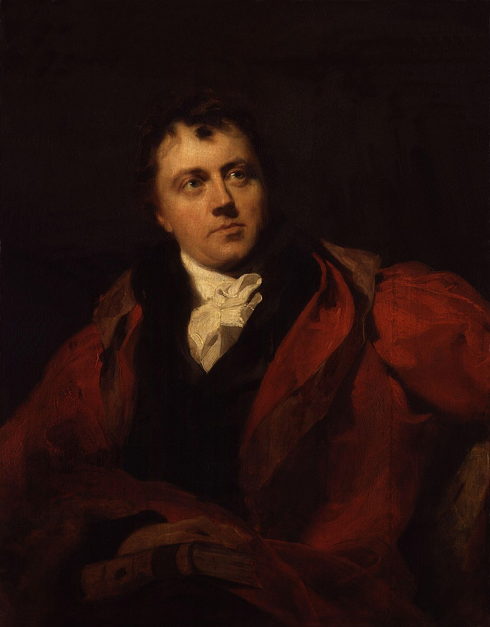 Sir James Mackintosh by Sir Thomas Lawrence