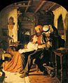 Sir Joseph Noel Paton - 'Home' - The Return from the Crimea - WGA17119.jpg