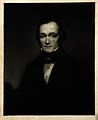 Sir Richard Owen. Mezzotint by W. Walker, 1852, after H. W. Wellcome V0004391.jpg