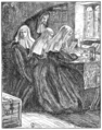 Sister Anna's Probation - Anna at the convent.png