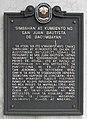 Site of San Juan de Bagumbayan Church and Convent Historical Marker.jpg