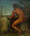 Sitzender Mann (1870).jpg