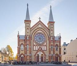 Sjömanskyrkan Gävle October 2013 02.jpg